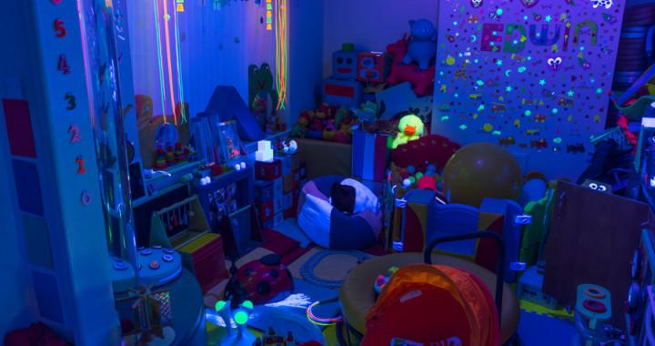 Edwin 39 S Sensory Room Special Needs And Sensory Play Ideas